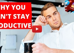 Why You Can't Stay Productive --Social Media & the Dopamine Reward Pathway