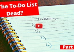 VIDEO: To-Do List Part I
